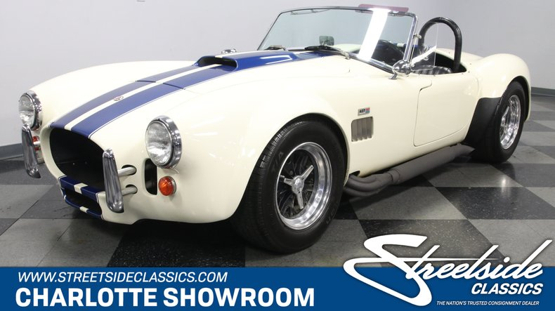 For Sale: 1967 Shelby Cobra