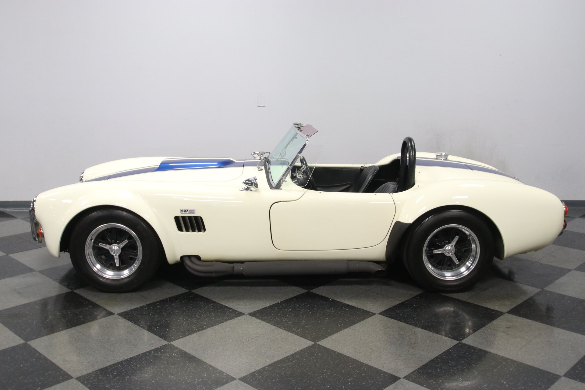 1967 shelby cobra classic roadster ltd