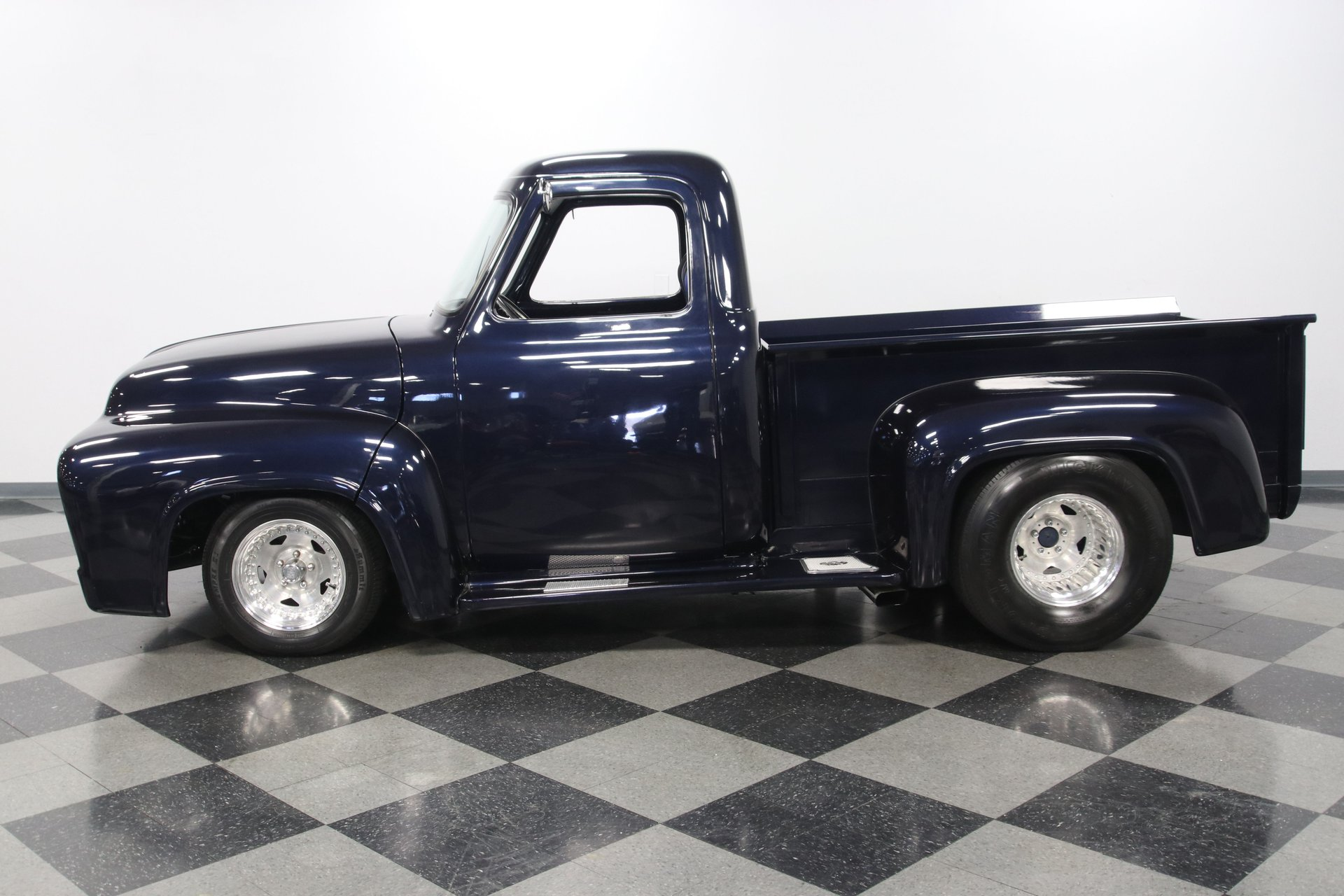 1953 ford f 100 restomod