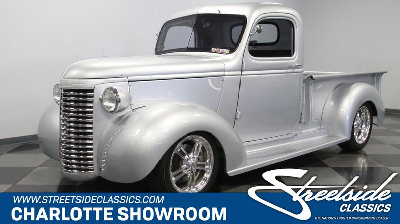 For Sale: 1940 Chevrolet Pickup Truck Restomod