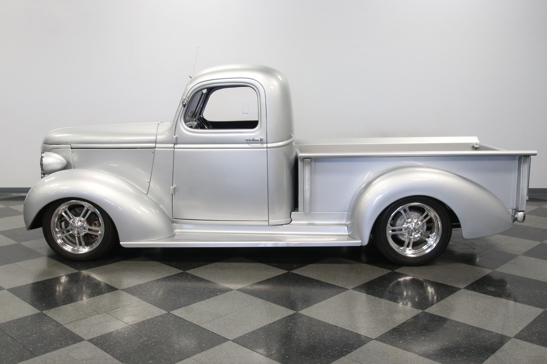 1940 chevrolet pickup truck restomod