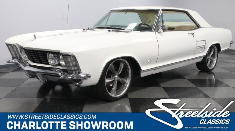 For Sale: 1963 Buick Riviera