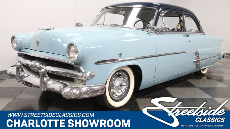 For Sale: 1953 Ford Customline