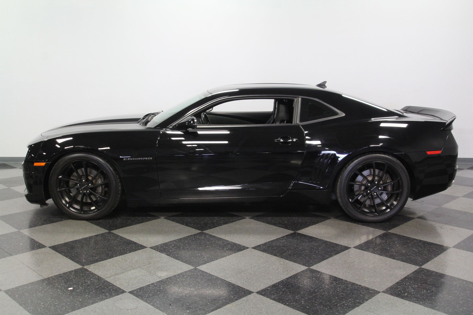 2013 chevrolet camaro ss supercharged