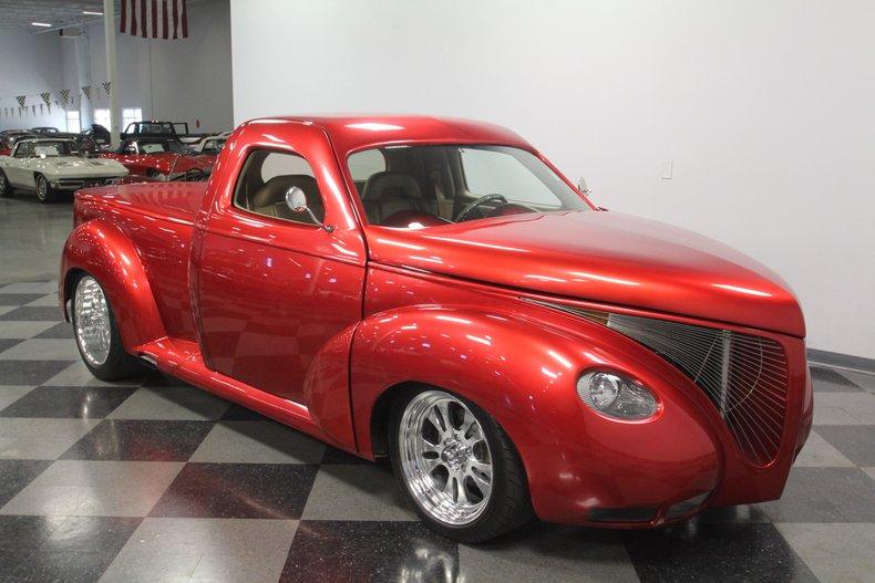 1937 Studebaker Pickup 17