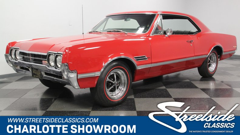 For Sale: 1966 Oldsmobile 442