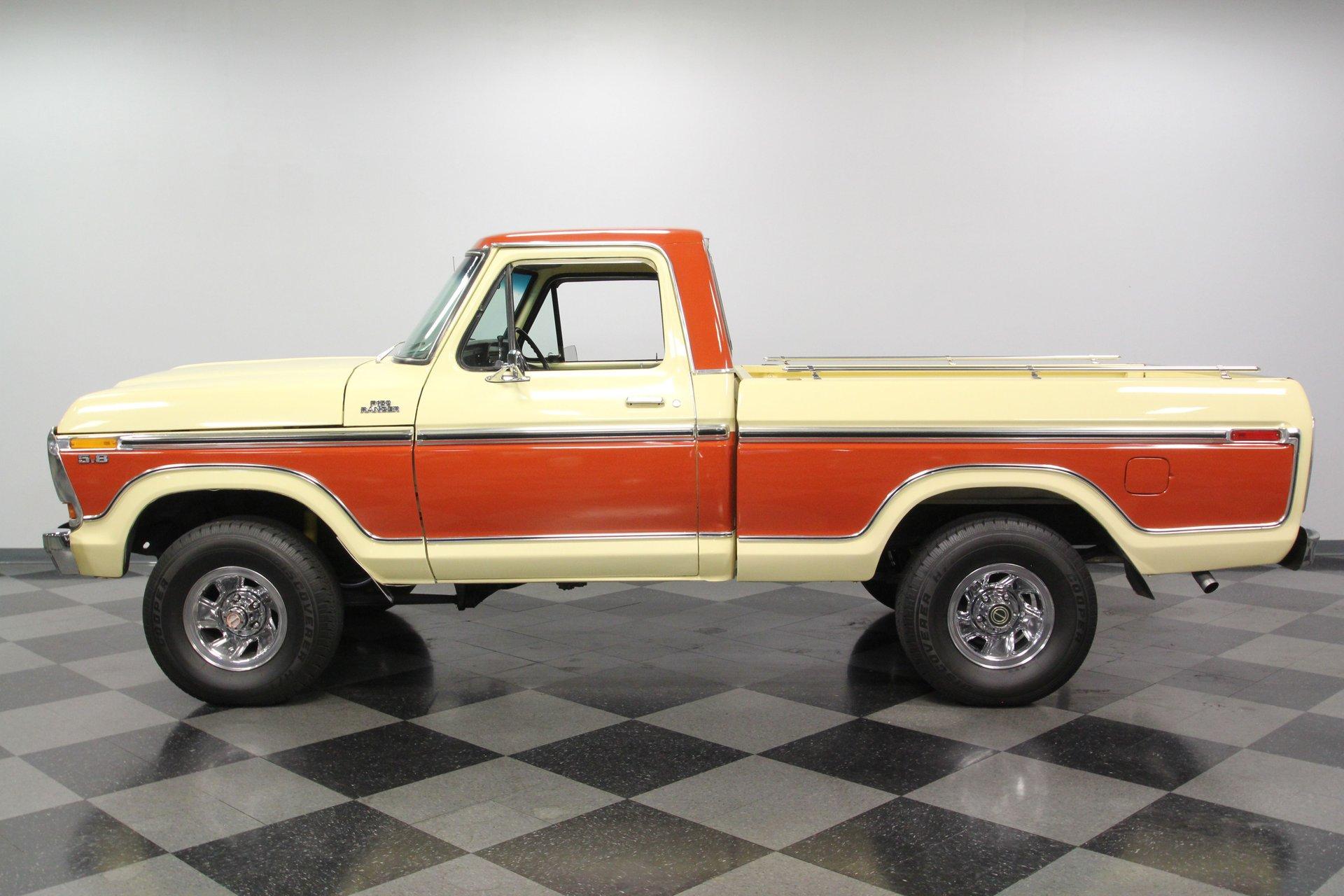 1978 ford f 150 ranger 4x4