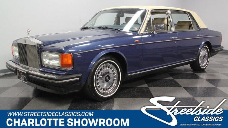 For Sale: 1991 Rolls-Royce Silver Spur II