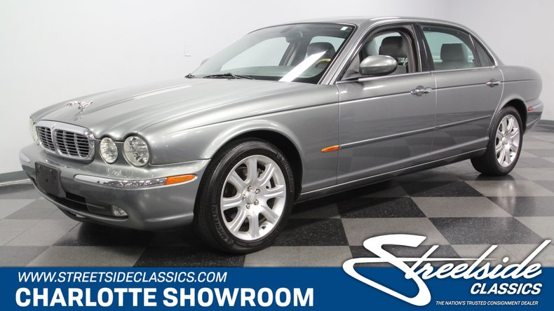 For Sale: 2005 Jaguar XJ8-L