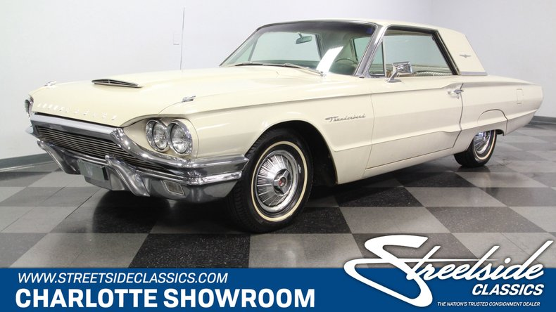 For Sale: 1964 Ford Thunderbird