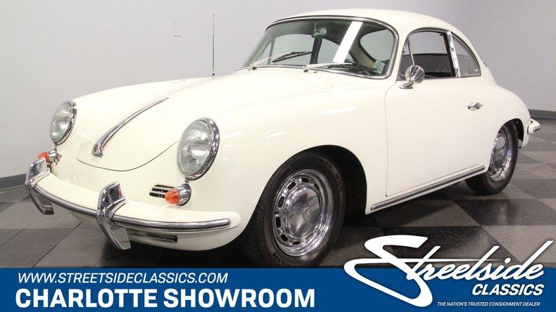 For Sale: 1964 Porsche 356 SC