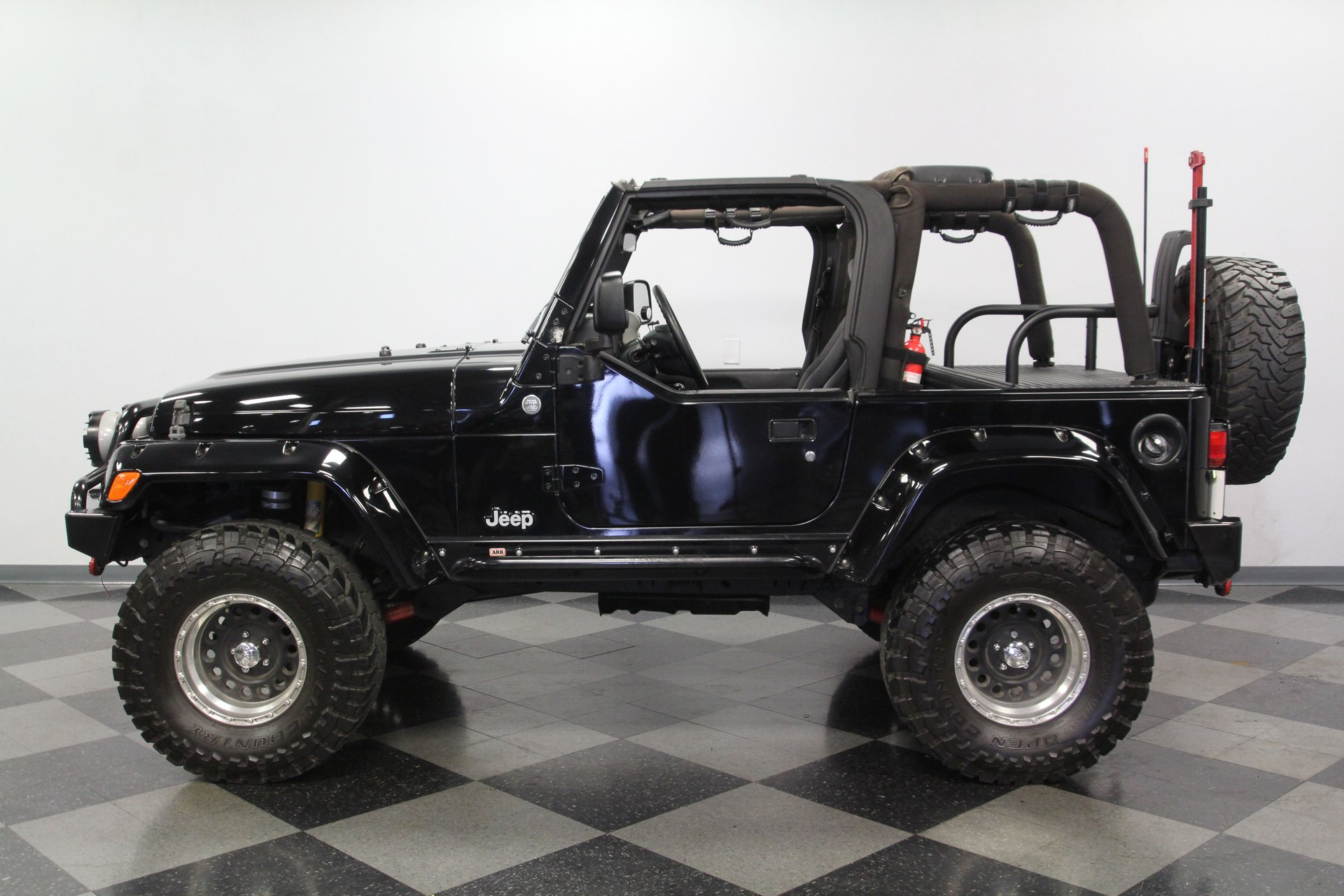 2005 jeep wrangler rocky mountain edition