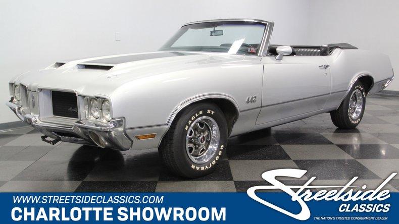 For Sale: 1971 Oldsmobile 442