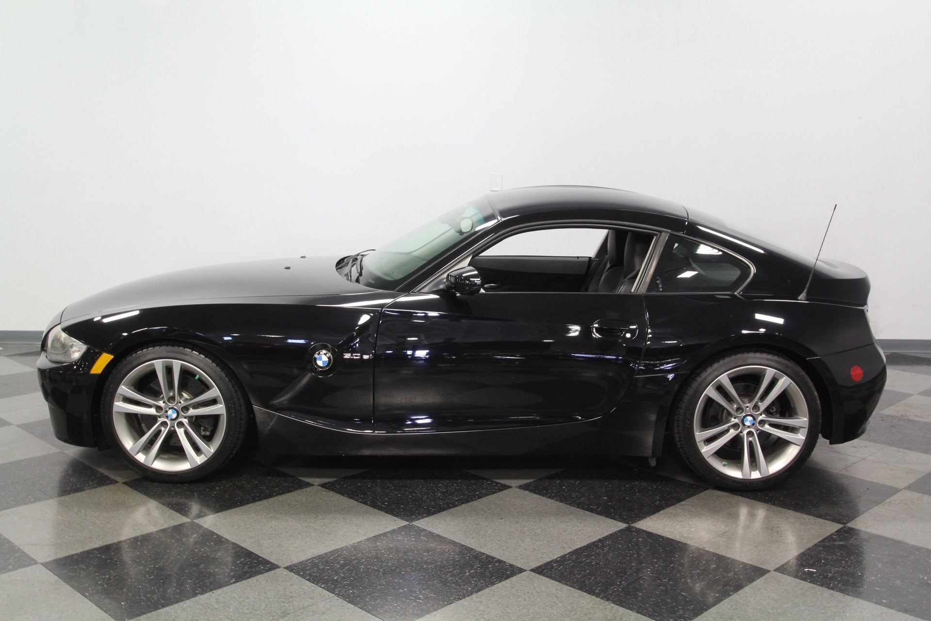 2008 bmw z4 3 0si coupe
