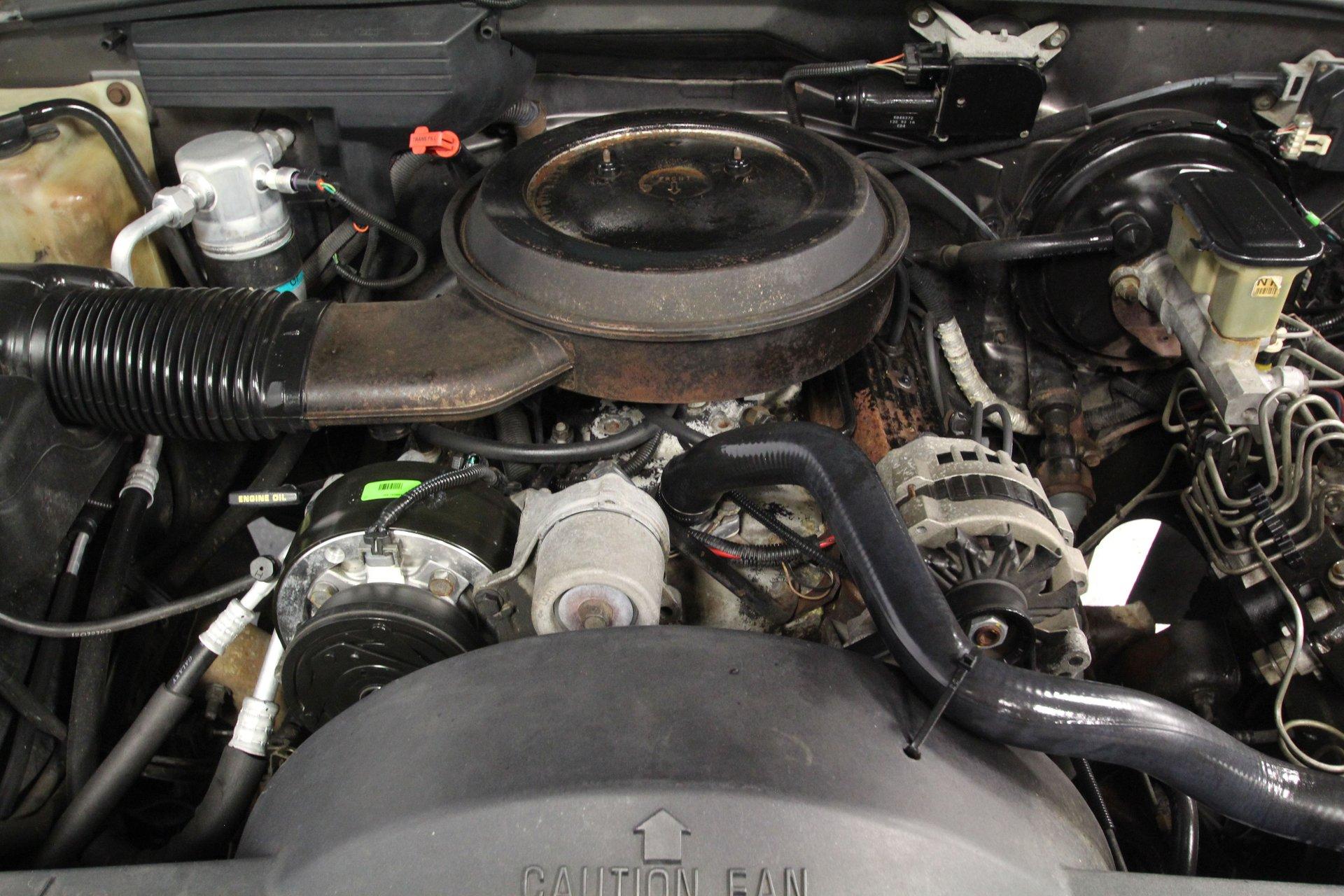 1993 chevrolet blazer k5 4x4 silverado