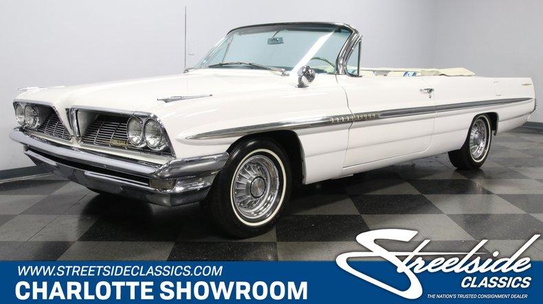 For Sale: 1961 Pontiac Bonneville