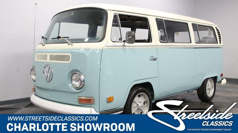 For Sale: 1971 Volkswagen Bus