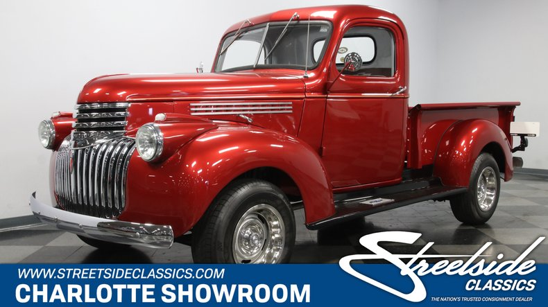 For Sale: 1946 Chevrolet Pickup