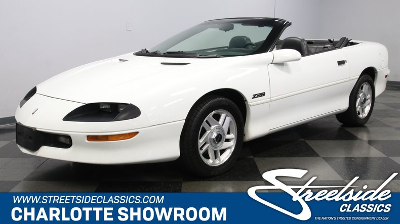 For Sale: 1995 Chevrolet Camaro