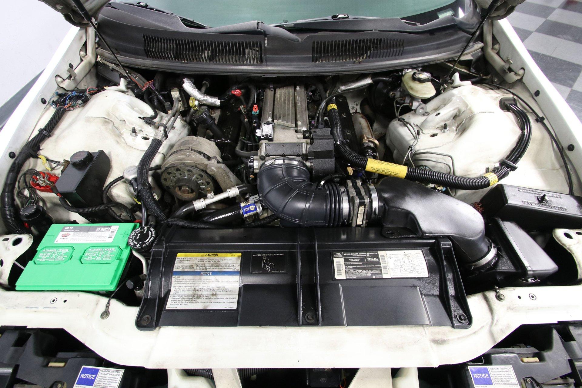 1995 chevrolet camaro z 28 convertible