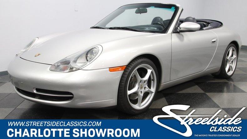 For Sale: 2000 Porsche 911