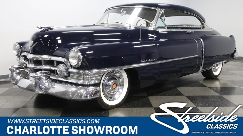 For Sale: 1950 Cadillac Series 61