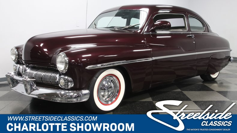 For Sale: 1950 Mercury Eight