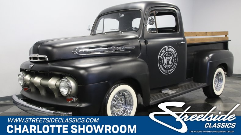 For Sale: 1951 Ford F-100