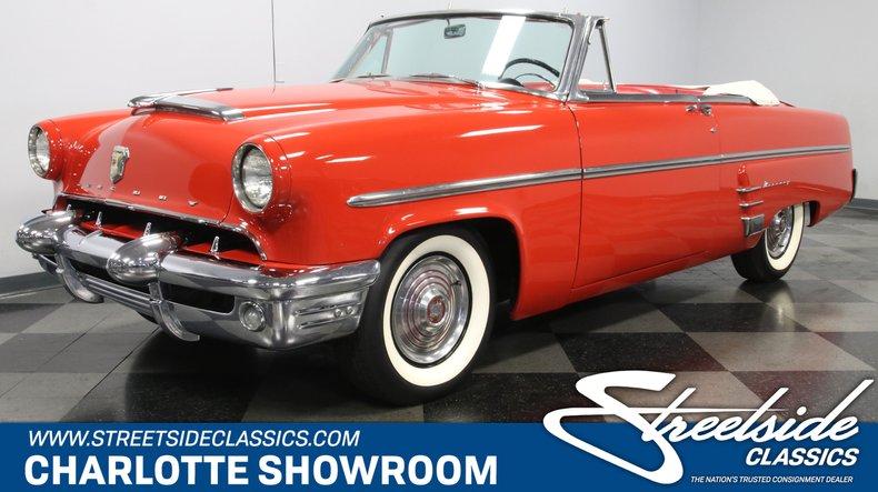 For Sale: 1953 Mercury Monterey