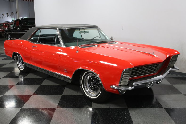 1965 Buick Riviera 17