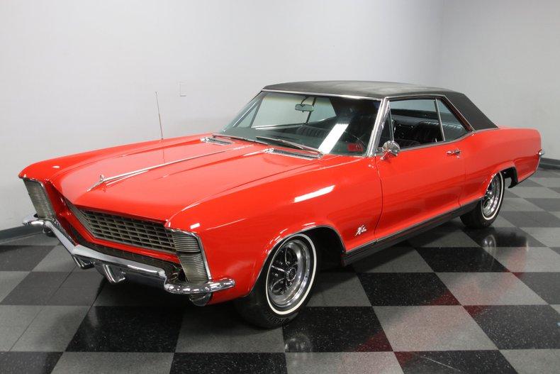1965 Buick Riviera 22