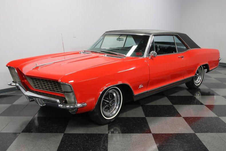 1965 Buick Riviera 5