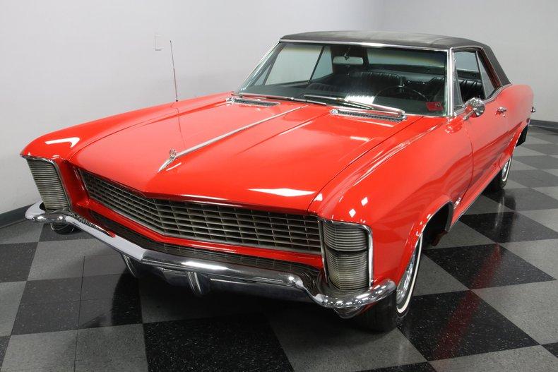 1965 Buick Riviera 20