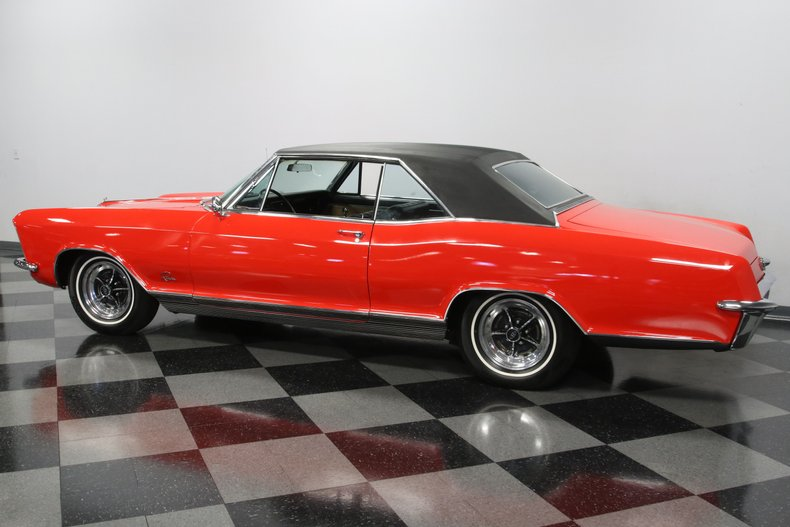 1965 Buick Riviera 8