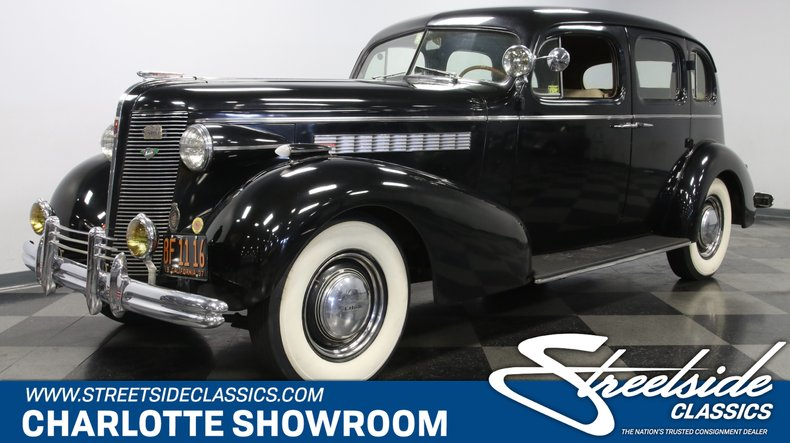 For Sale: 1937 Buick Series 80