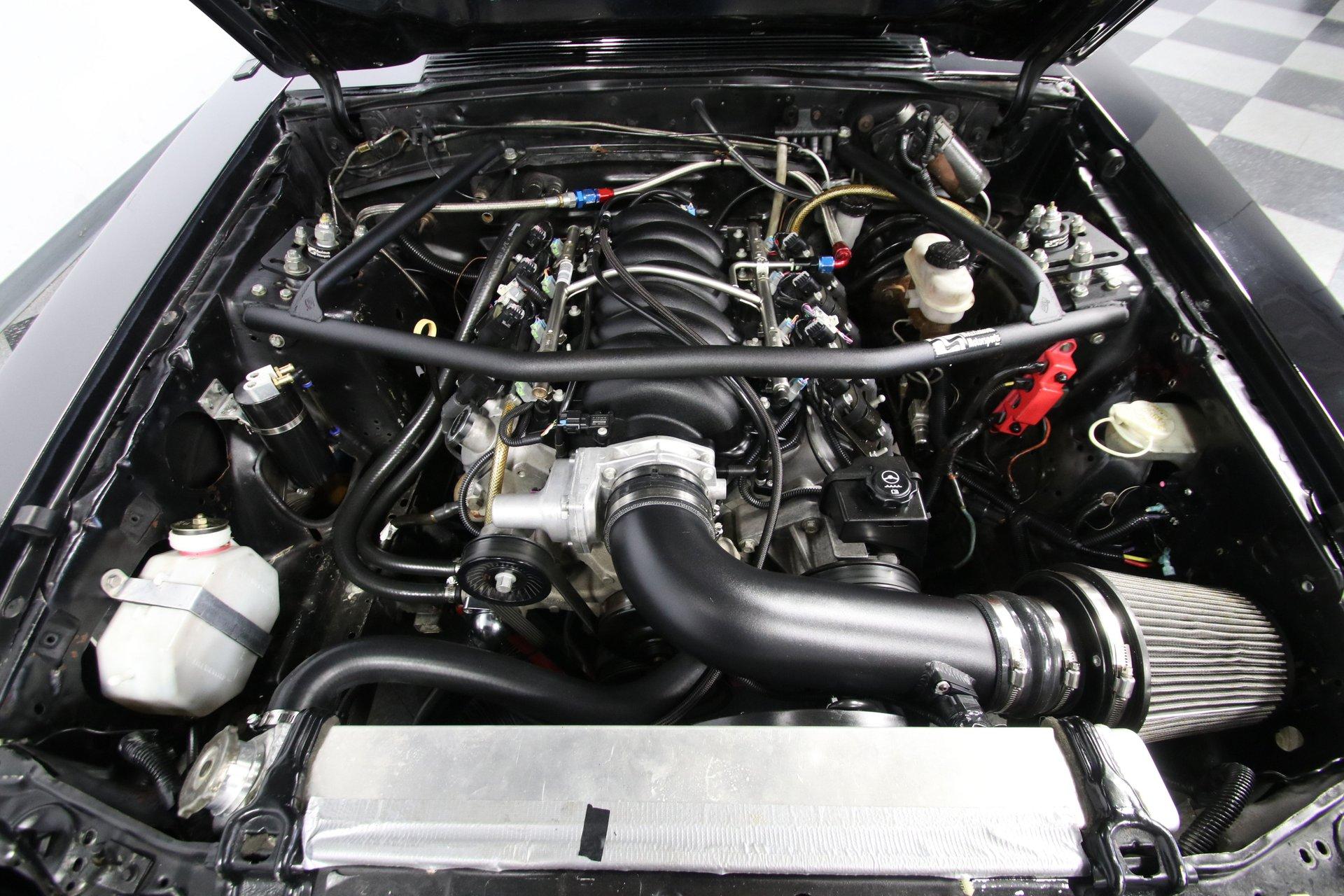 1993 ford mustang ls swap restomod