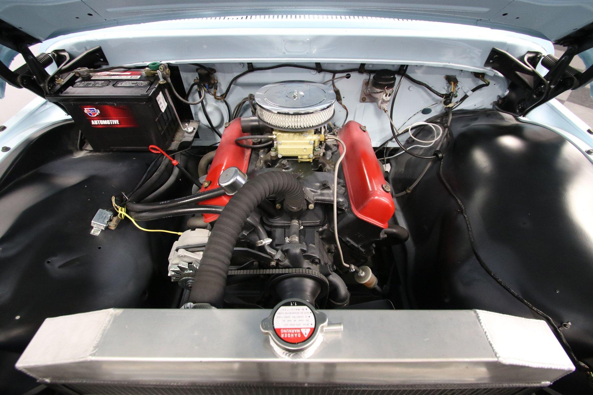 1962 ford f 100 unibody