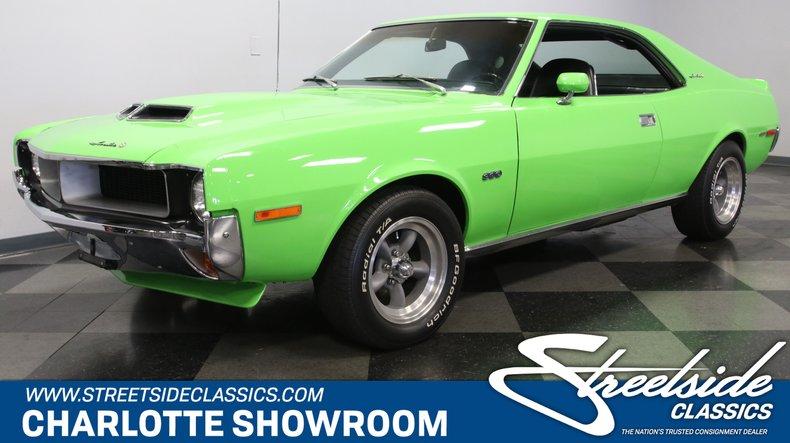 For Sale: 1970 AMC Javelin SST