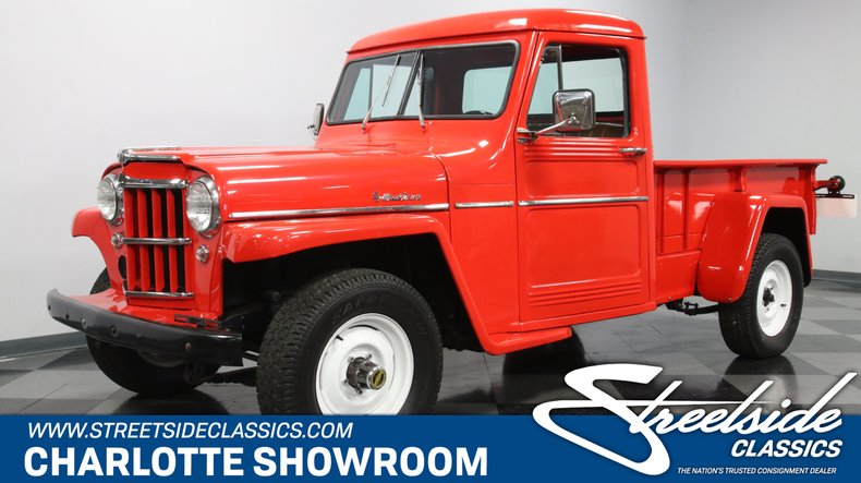 For Sale: 1959 Willys Pickup