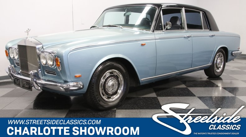 For Sale: 1969 Rolls-Royce Silver Shadow