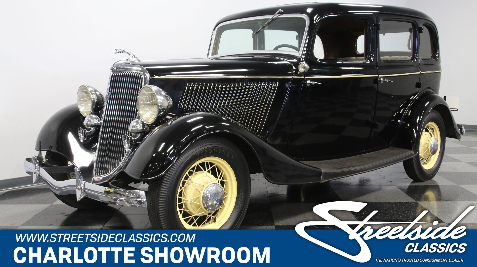 Ford v8 bonnie & clyde 1934 1932 Ford