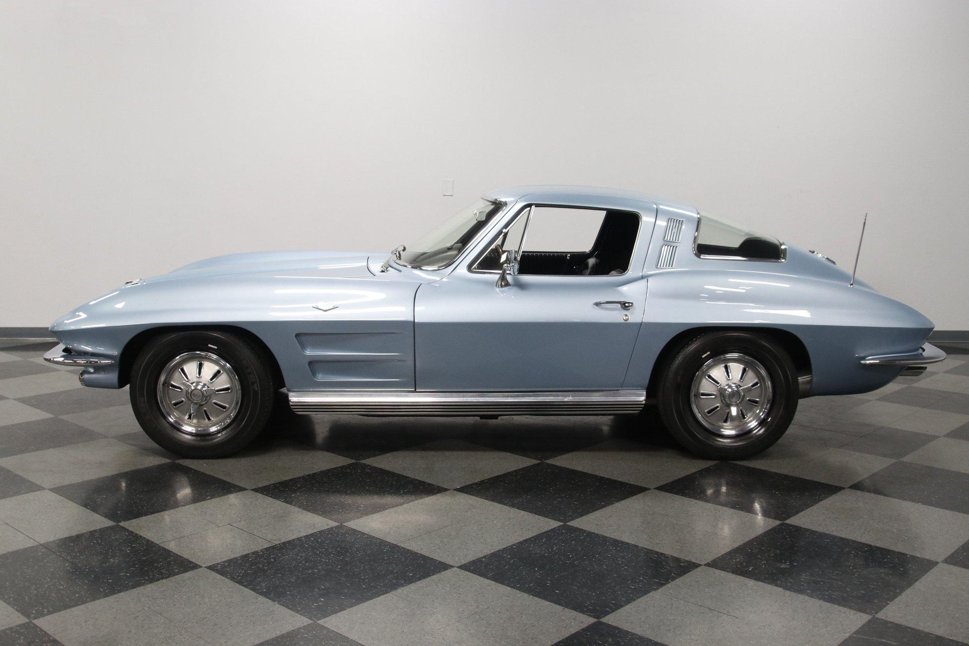 1964 chevrolet corvette coupe l76