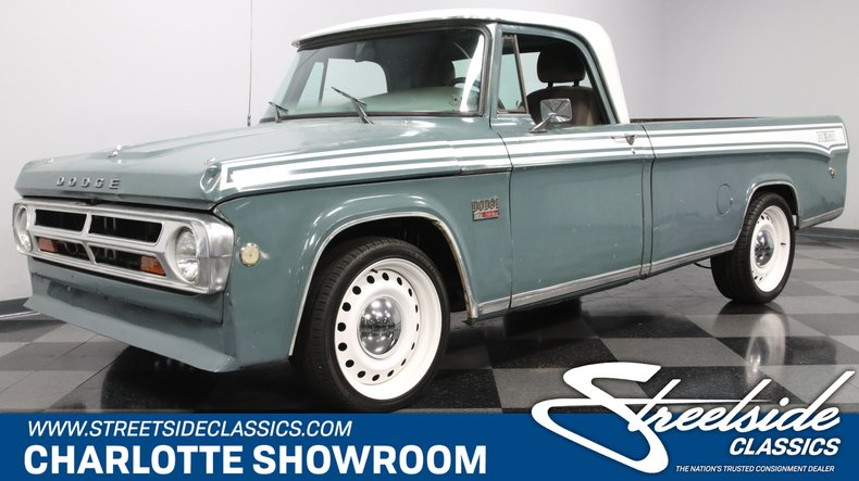 For Sale: 1971 Dodge D200