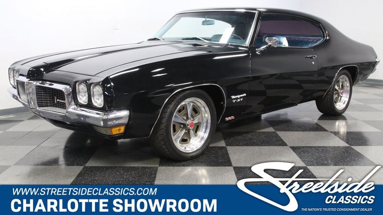For Sale: 1970 Pontiac Tempest