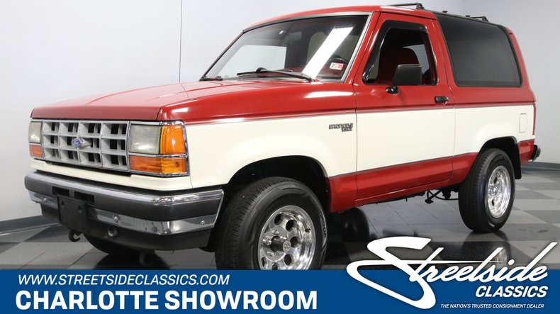For Sale: 1989 Ford Bronco II