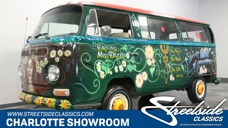For Sale: 1970 Volkswagen Bus