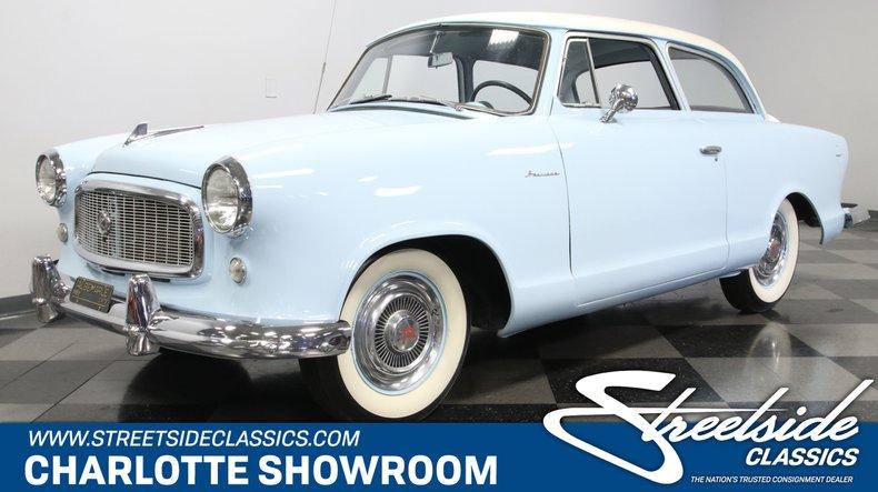 For Sale: 1959 AMC Rambler