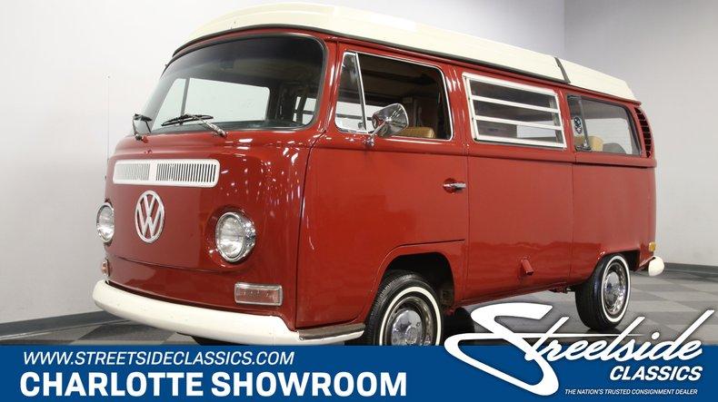 For Sale: 1971 Volkswagen Type 2