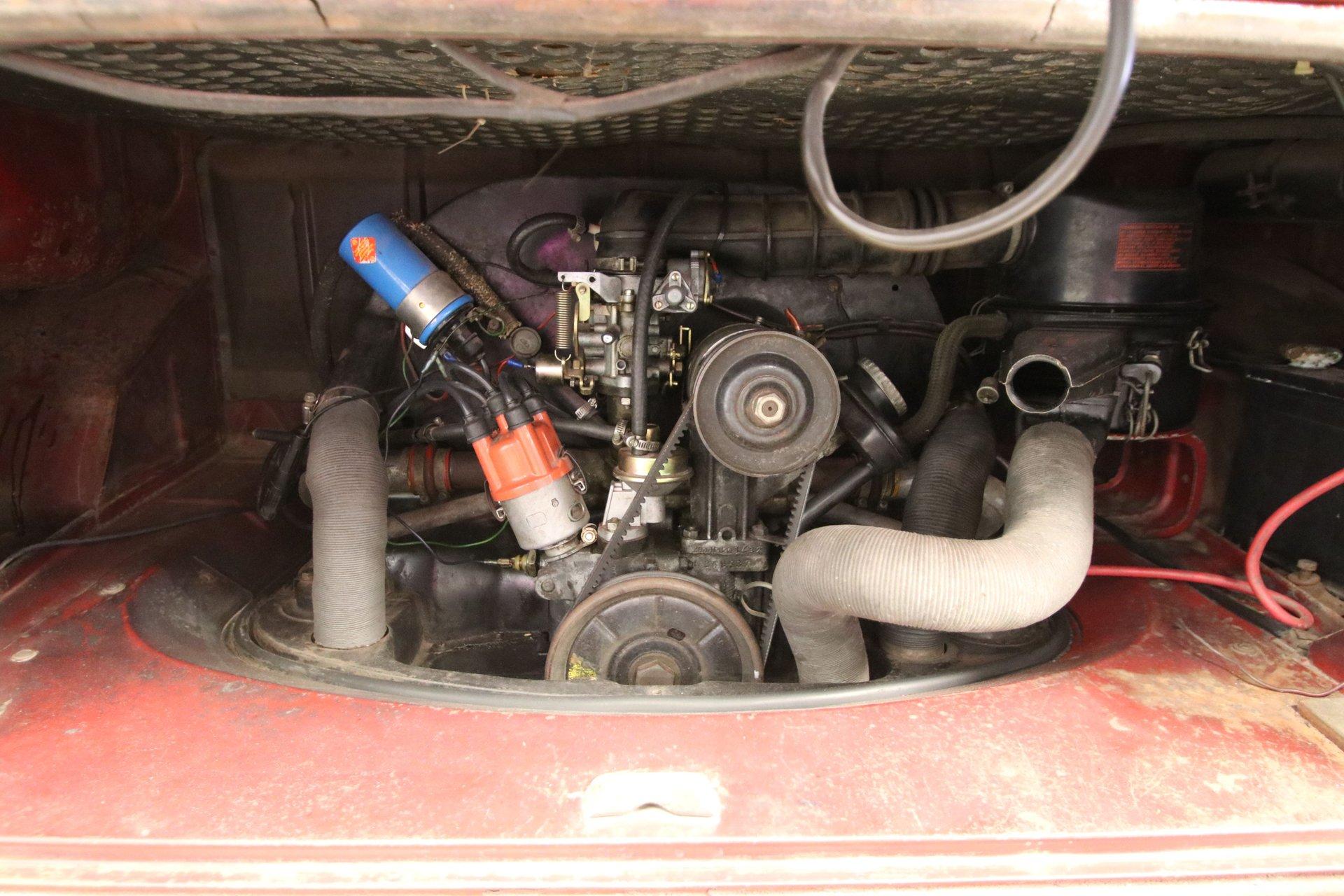 1971 volkswagen type 2 westfalia camper van