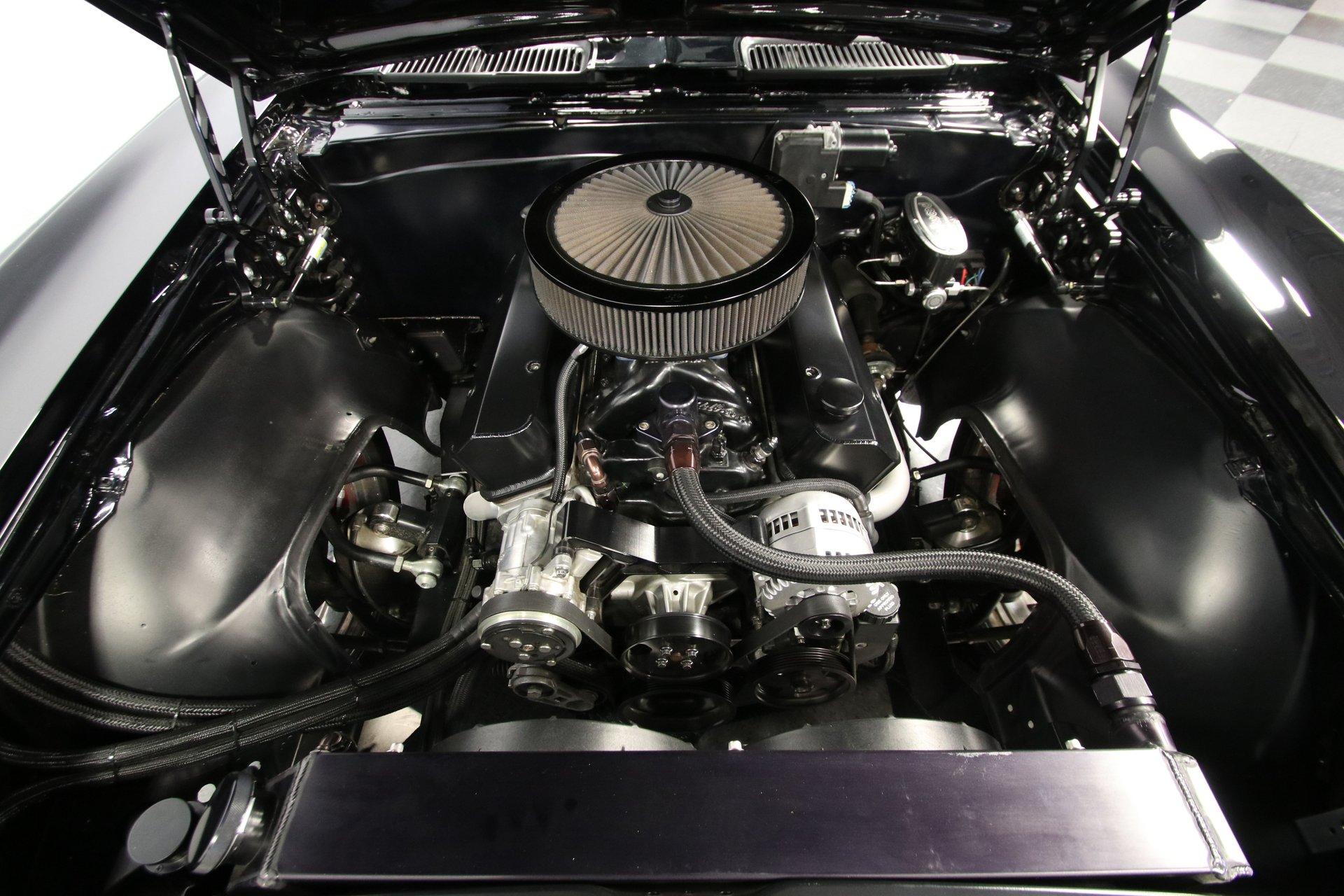1967 chevrolet camaro restomod pro touring